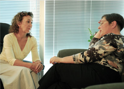 Counsellor in treatment with Individual Adult Woman treating grief and anxiety, Vancouver B.C.